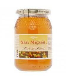 Miel toutes fleurs SAN MIGUEL 500g