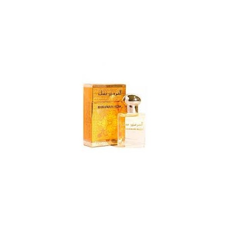 Parfum liquide Musk Haramain 15ml