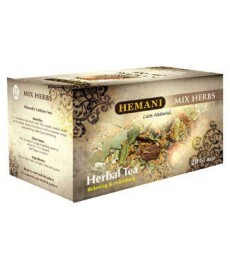 Thé mix herbs Hemani