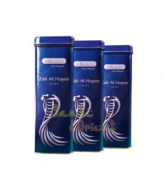 Lot de 3 huiles de serpent 250ml Hemani