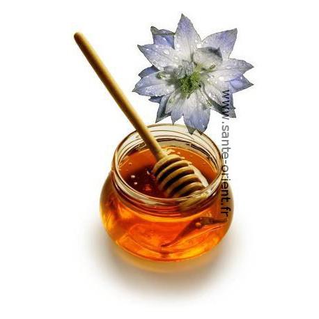 Miel de fleur de nigelle 125g