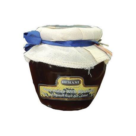 Miel à la graine de nigelle HEMANI